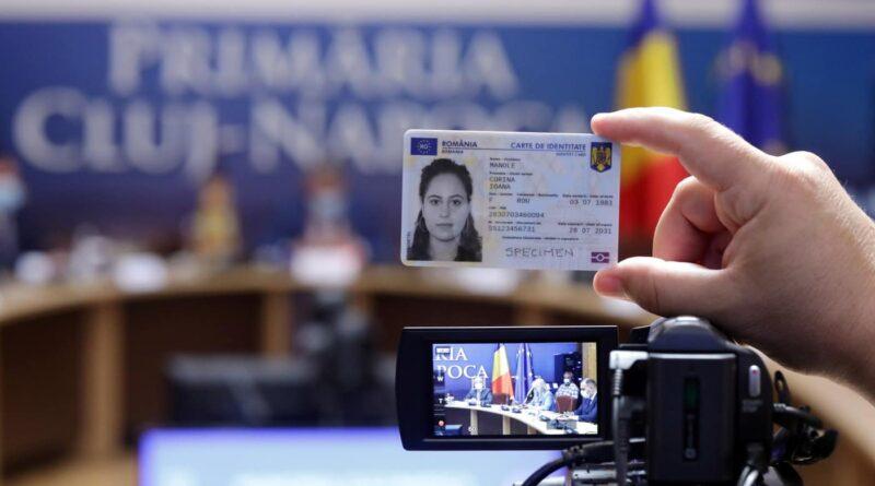 buletin electronic biometric cu cip