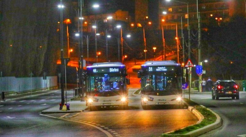 ct bus noaptea