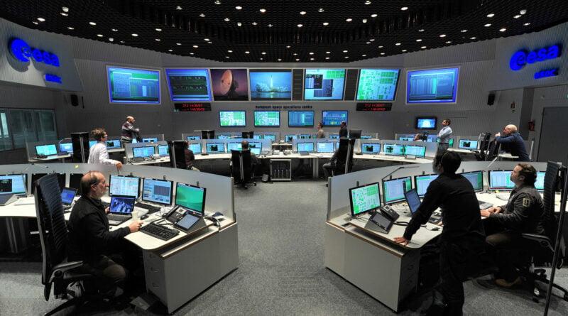 esa agentia spatiala europeana