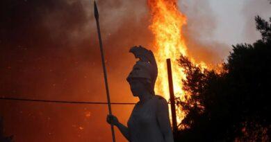 incendii grecia 1
