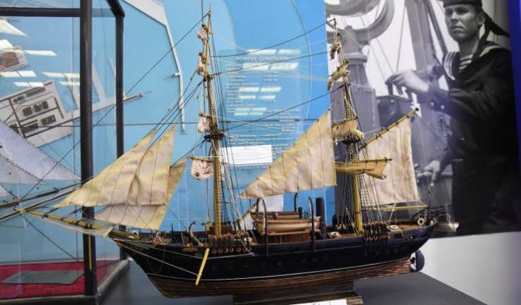 navomodelism muzeul marinei