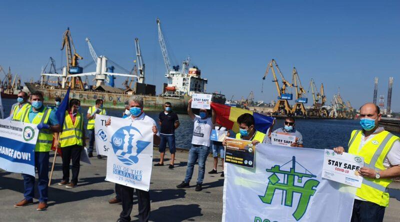 sindicatul liber al navigatorilor sln