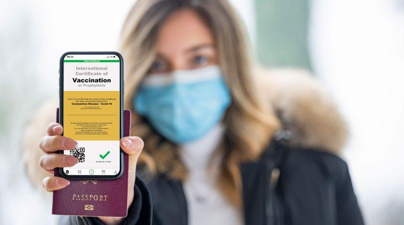 certificat vaccinare pasaport