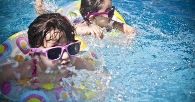 copii piscina