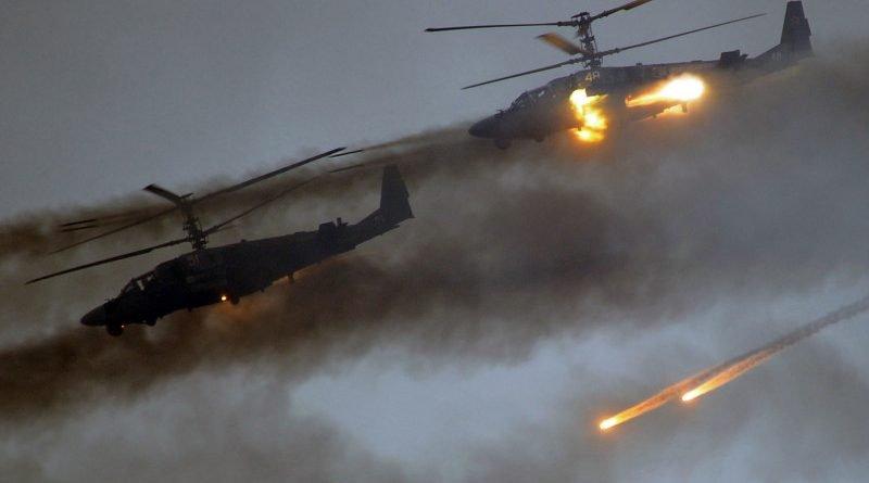 elicoptere rusia