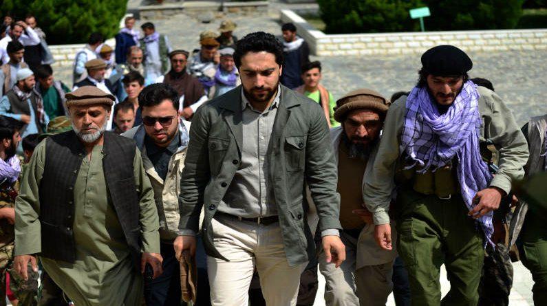 massoud afganistan 1