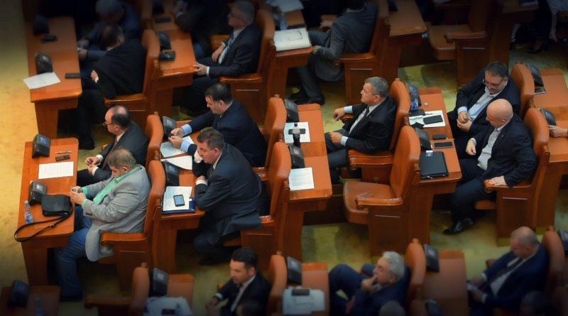 minoritati parlament