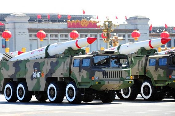 nuclear china