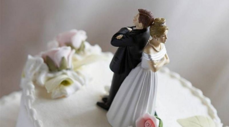 nunta divort