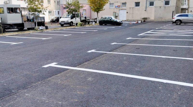 parcari strada Fagetului 2