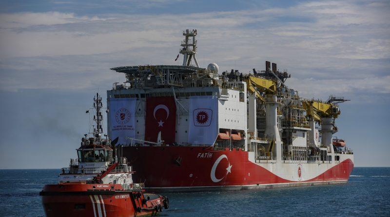 platforma gaze turcia marea neagra