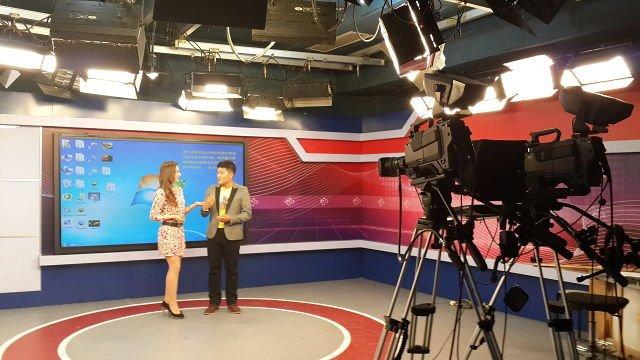 televiziune china