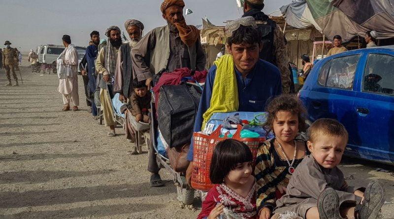 afgani refugiati migranti
