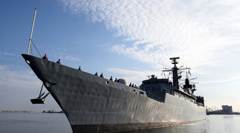 fregata regina maria naval 1