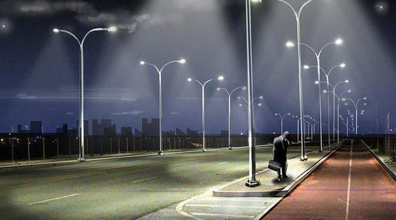 iluminat public ecologic